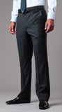 Antonio Parillo Suit Separate Pant Charcoal Grey Pinstripe