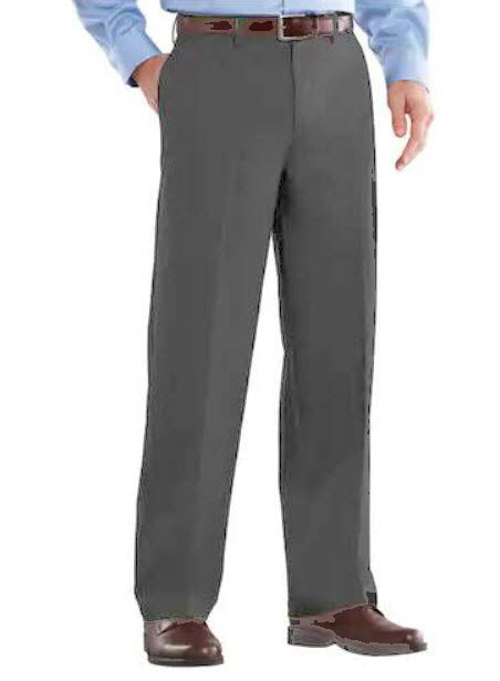 Antonio Parillo Suit Separate Pant Medium Grey Solid