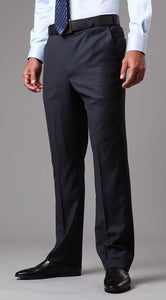 Antonio Parillo Suit Separate Pant Navy Pinstripe