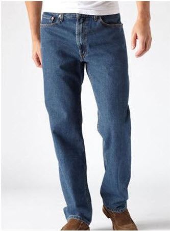 LEVI 550® Relaxed Fit Jean