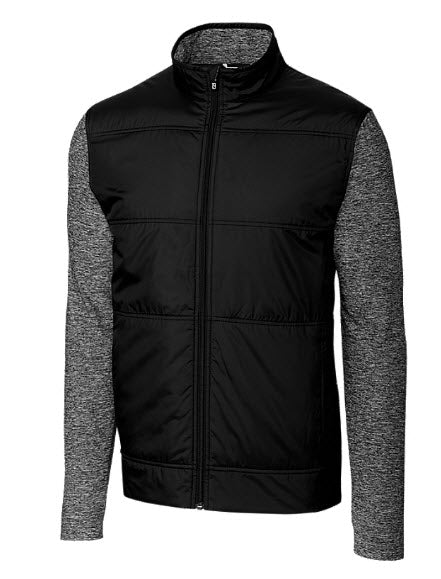 Cutter & Buck Stealth Full Zip