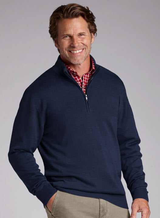 Cutter & Buck Douglas 1/4 Zip