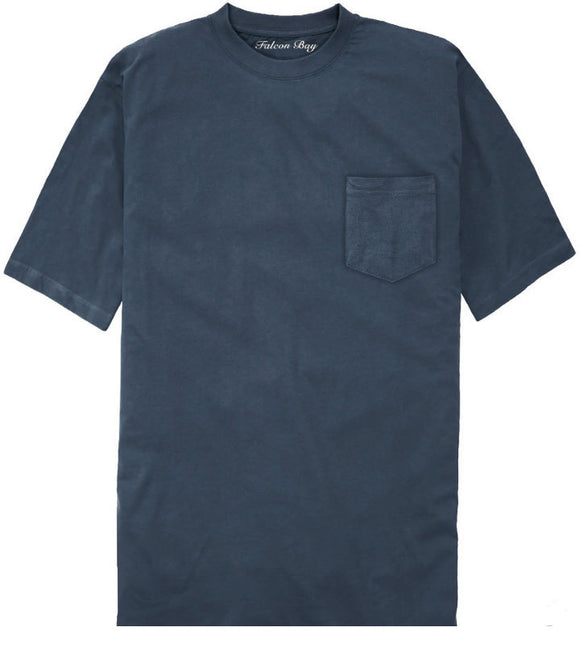 100% Cotton Pocket Tee