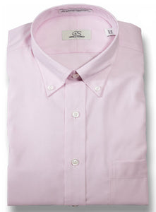 Cooper & Stewart Non-Iron Pinpoint Button Down