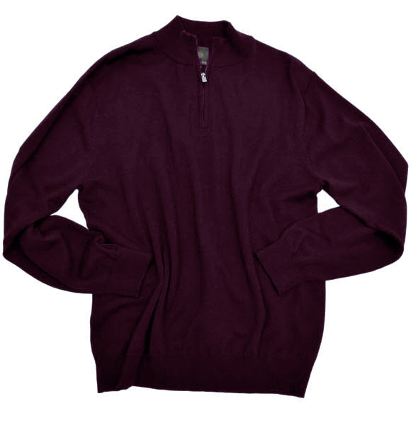 FX Fusion Port 1/4 Zip Sweater