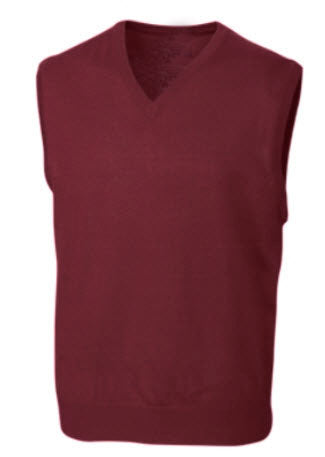 FX Fusion  V-Neck Port Sweater Vest