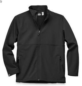 Storm Creek High-Stretch Fleece-Lined Softshell Jacket