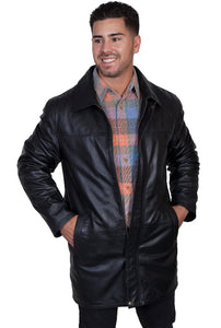 Scully 3/4 Lamb Leather Jacket