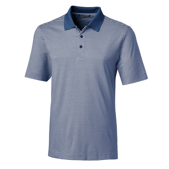 Cutter & Buck Forge Polo Tonal Stripe