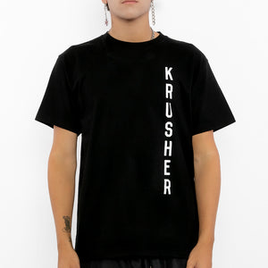 """Krusher Tee Men"" Natural Cut 100% Cotton Tee-Le Fruit Défendu NYC-mens streetwear"