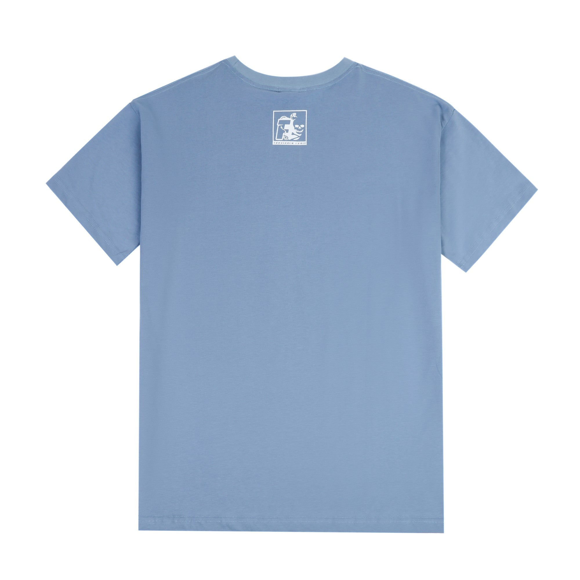 Vertical City T-shirt - Blue