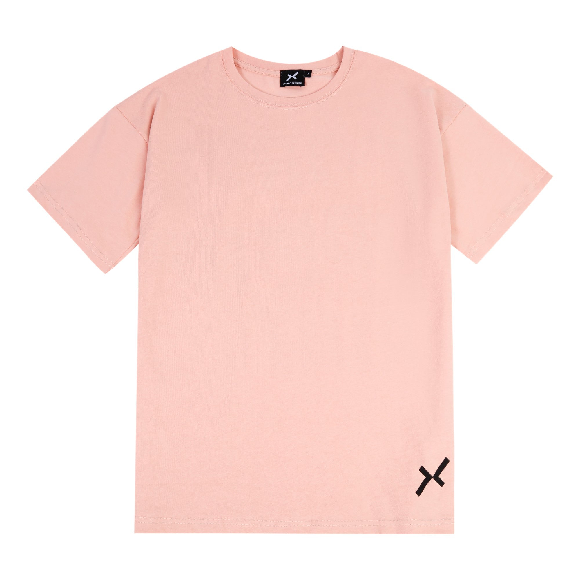 Tempting Fate Tee - Pink