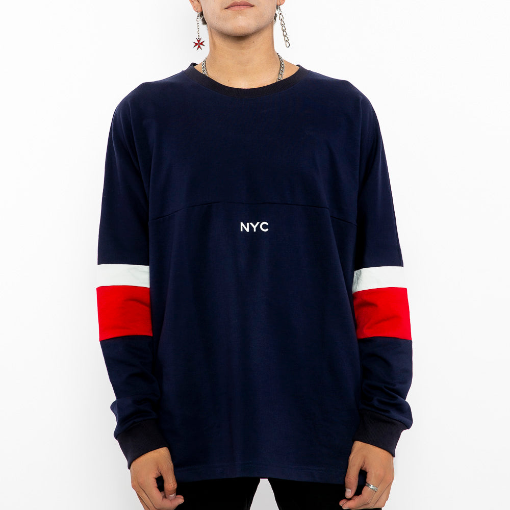 Stimulate NYC Pullover Sweater-Men