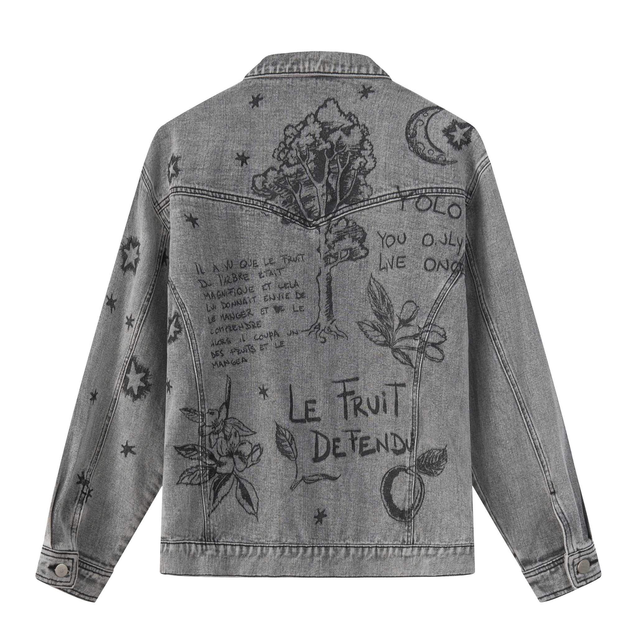 Load image into Gallery viewer, LFD Denim Jacket