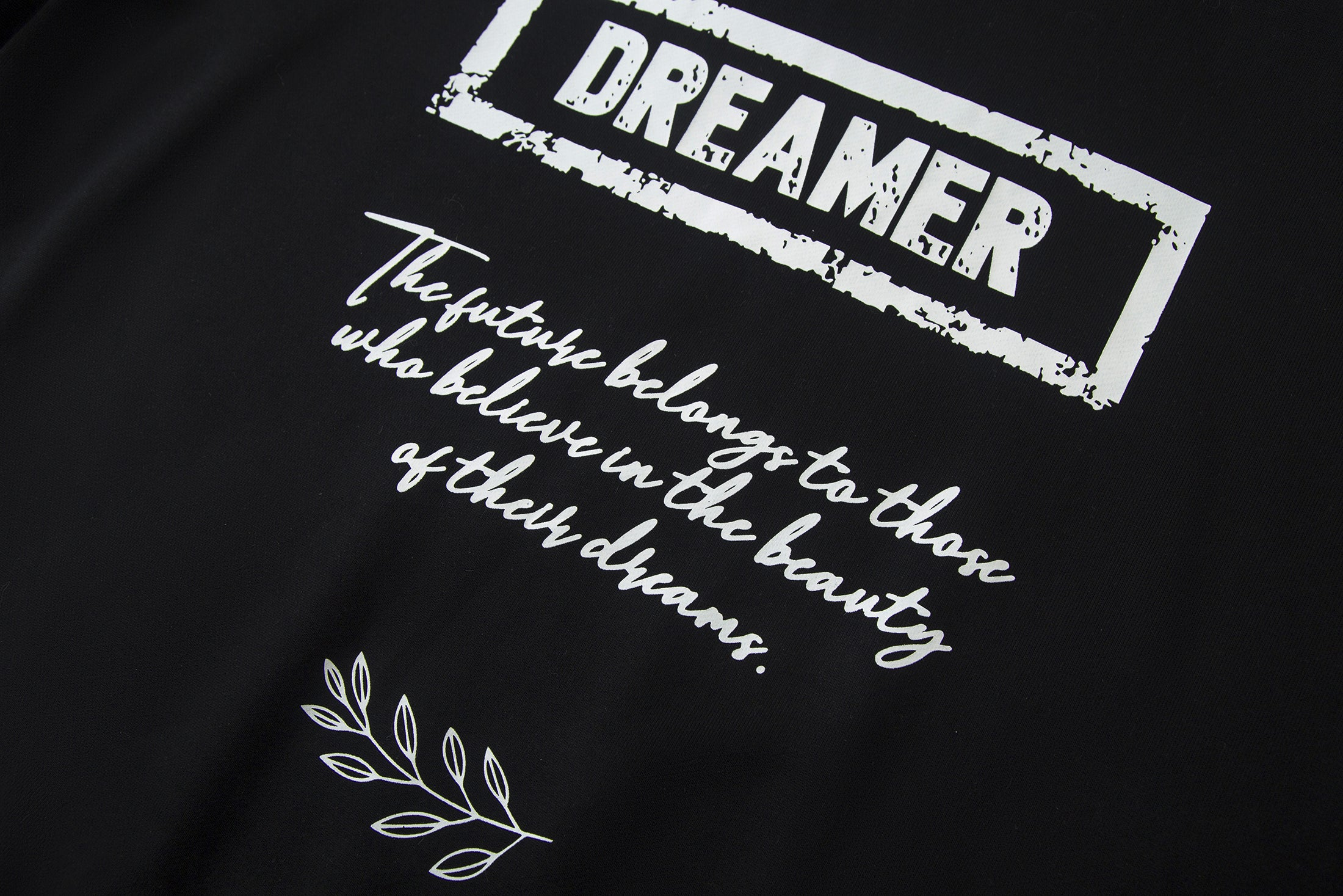 Load image into Gallery viewer, Dreamer Hoodie - Black