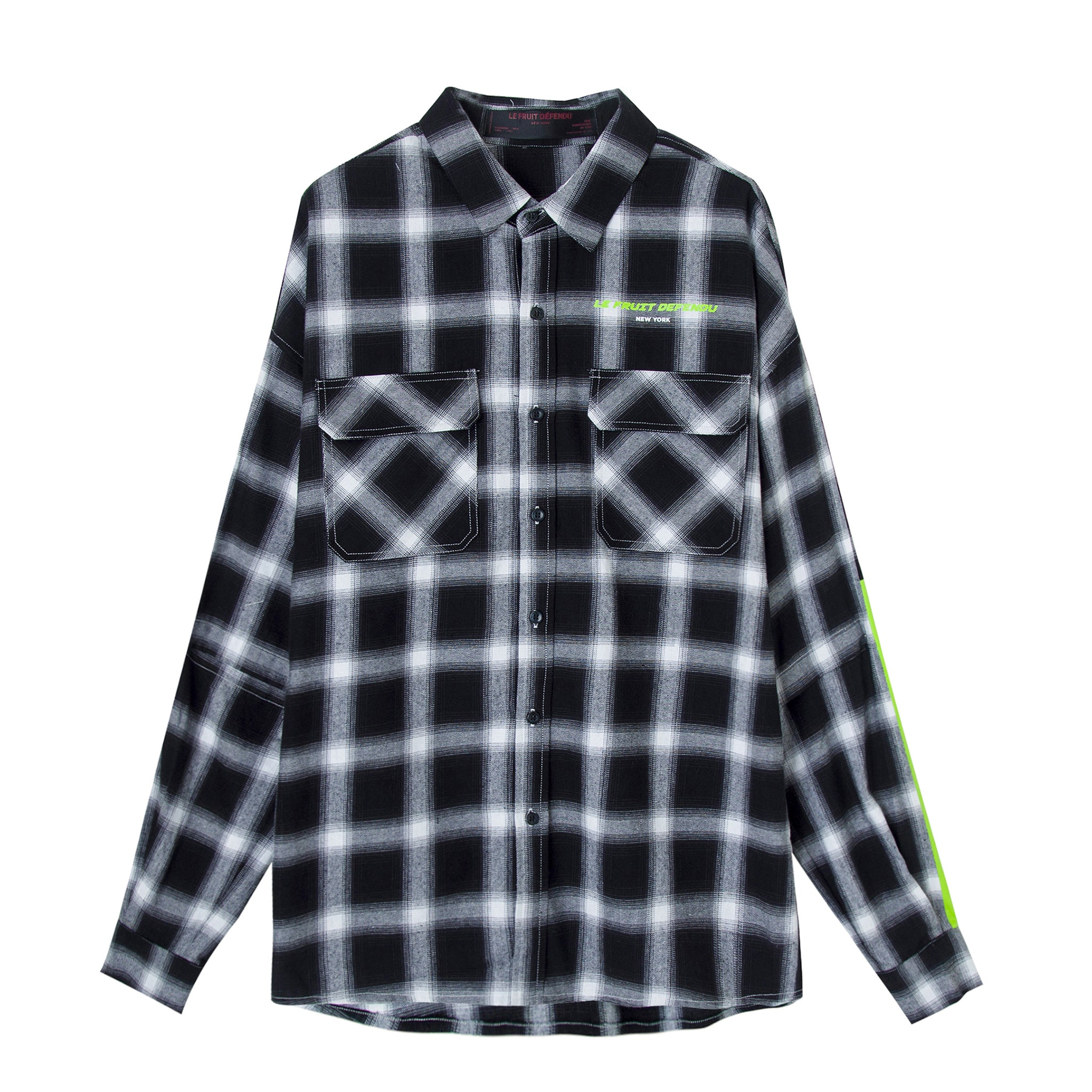 Load image into Gallery viewer, LFD Faze Check Shirt