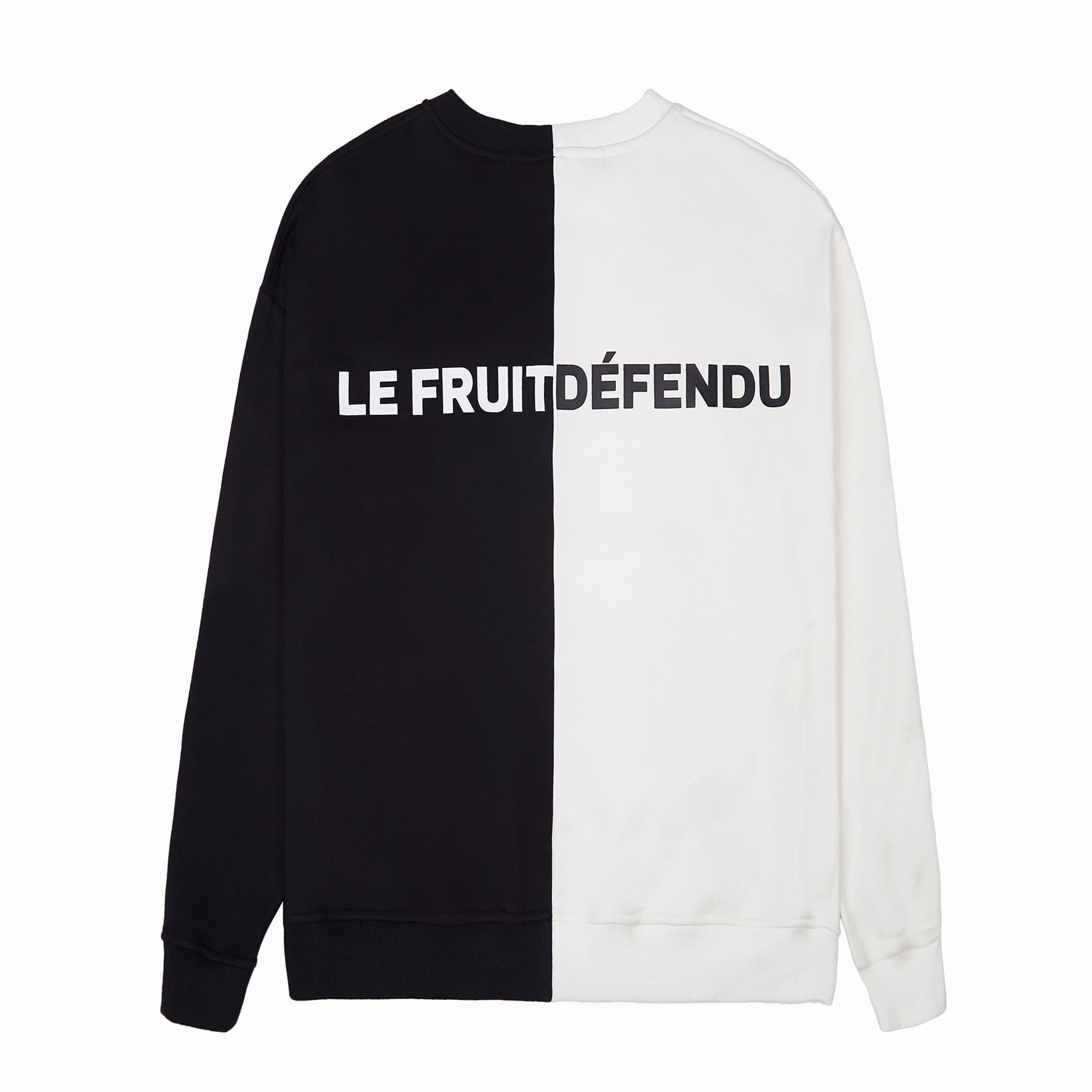 LFD Trapped Sweater - Black - White