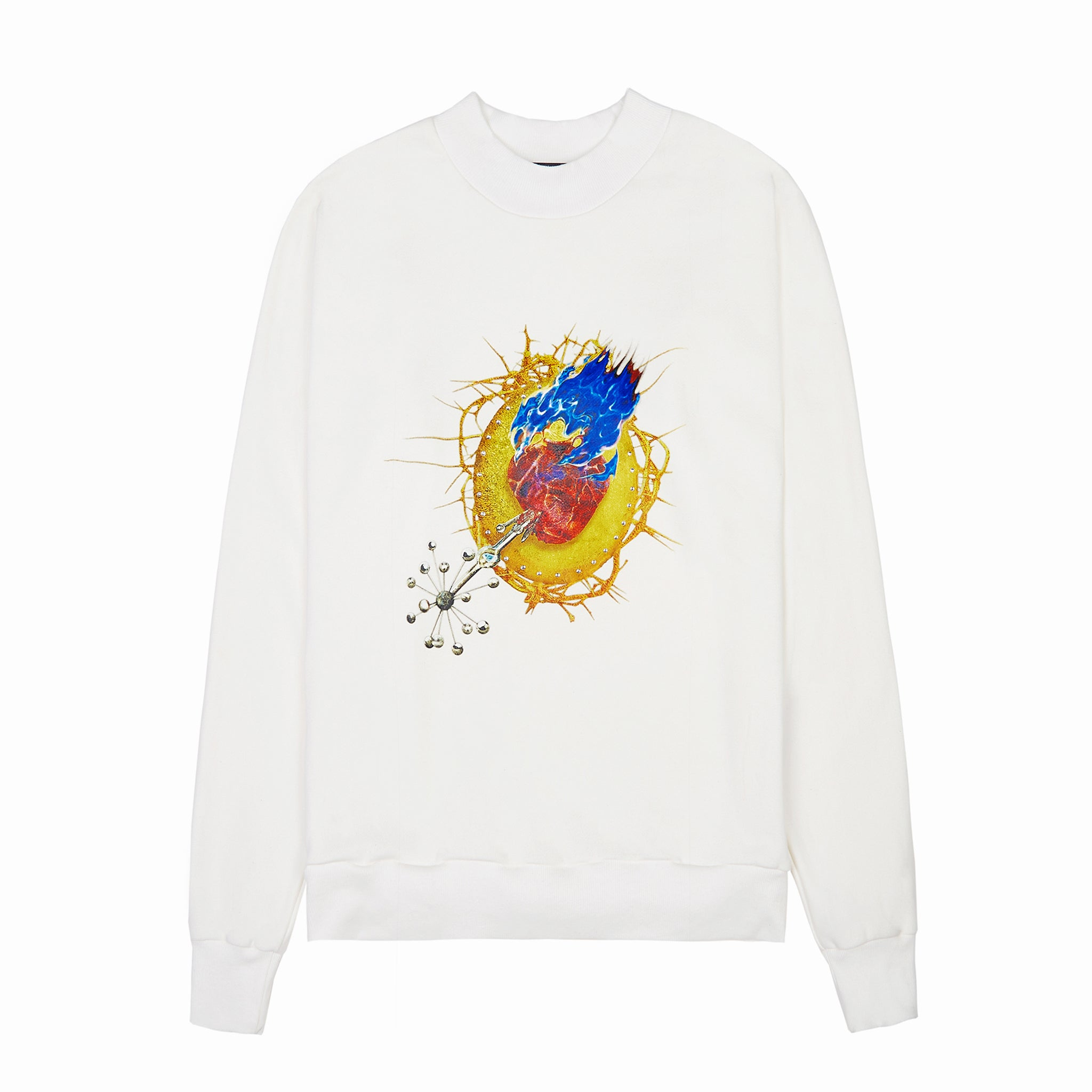 LFD Heart Sweater