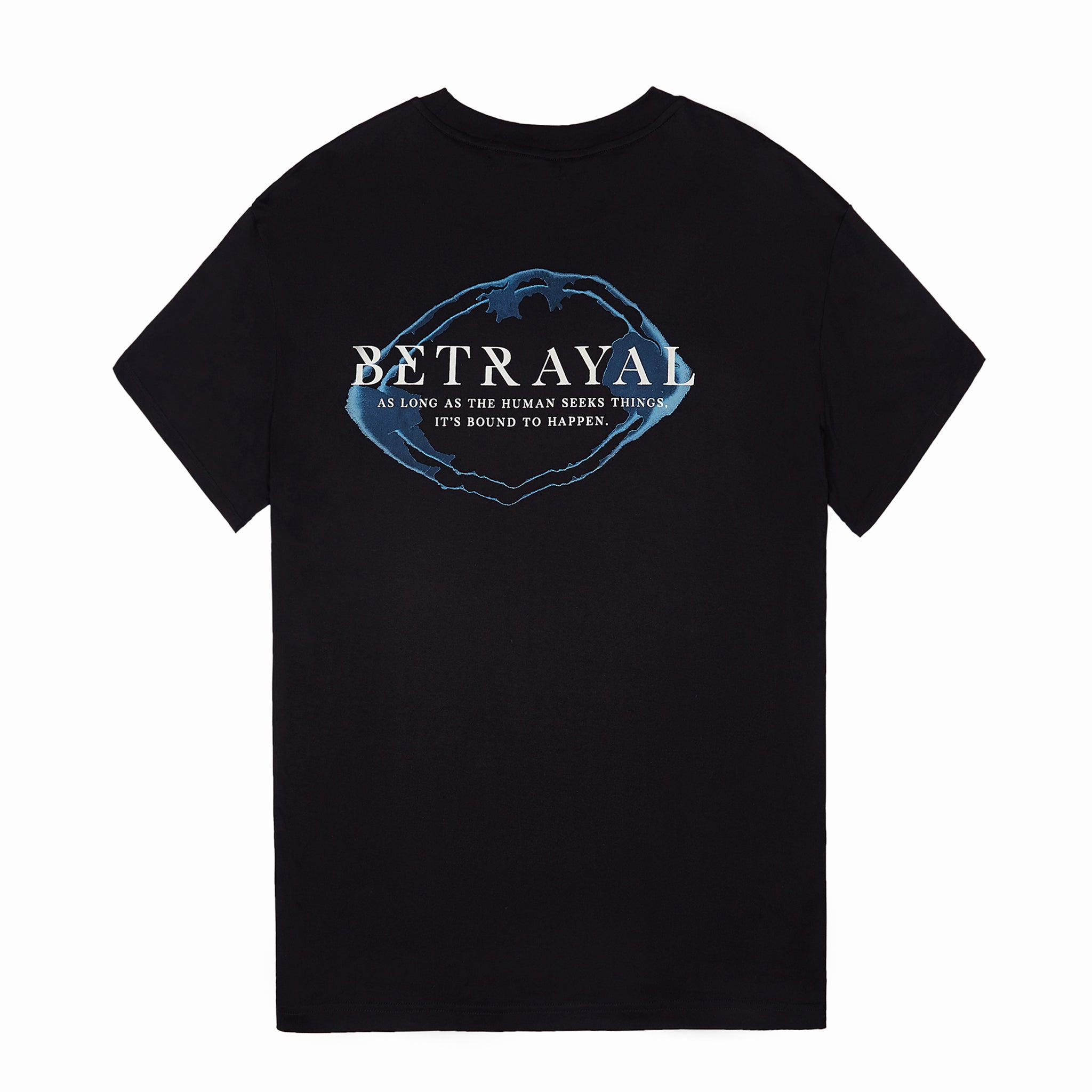 Le Fruit Defendu Betrayal T-shirt - Black