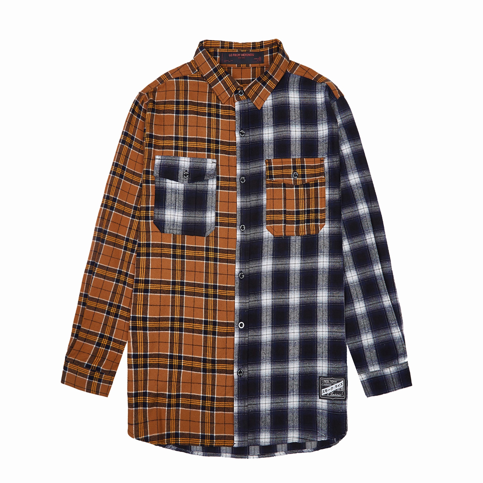 LFD Check vs Check shirt