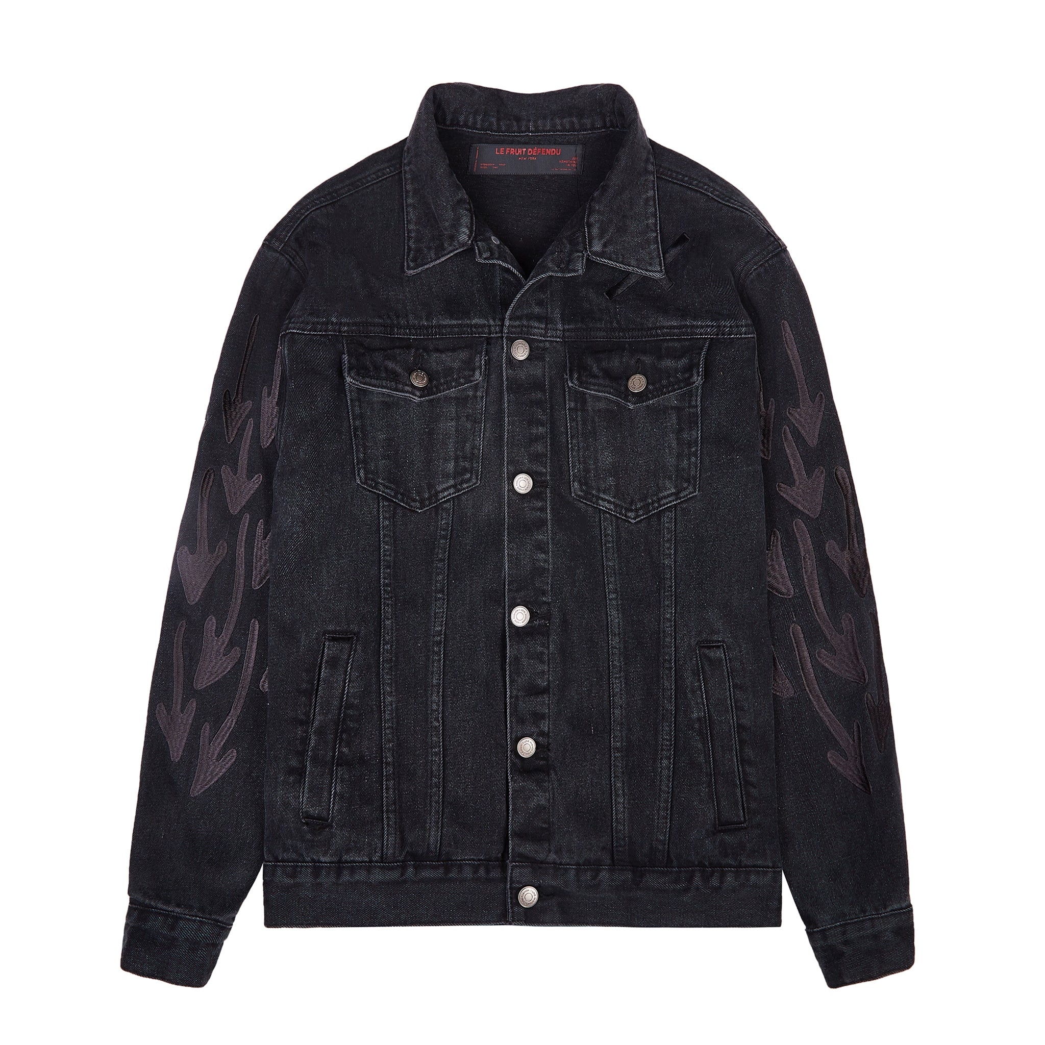 LFD Red Earth Denim Jacket