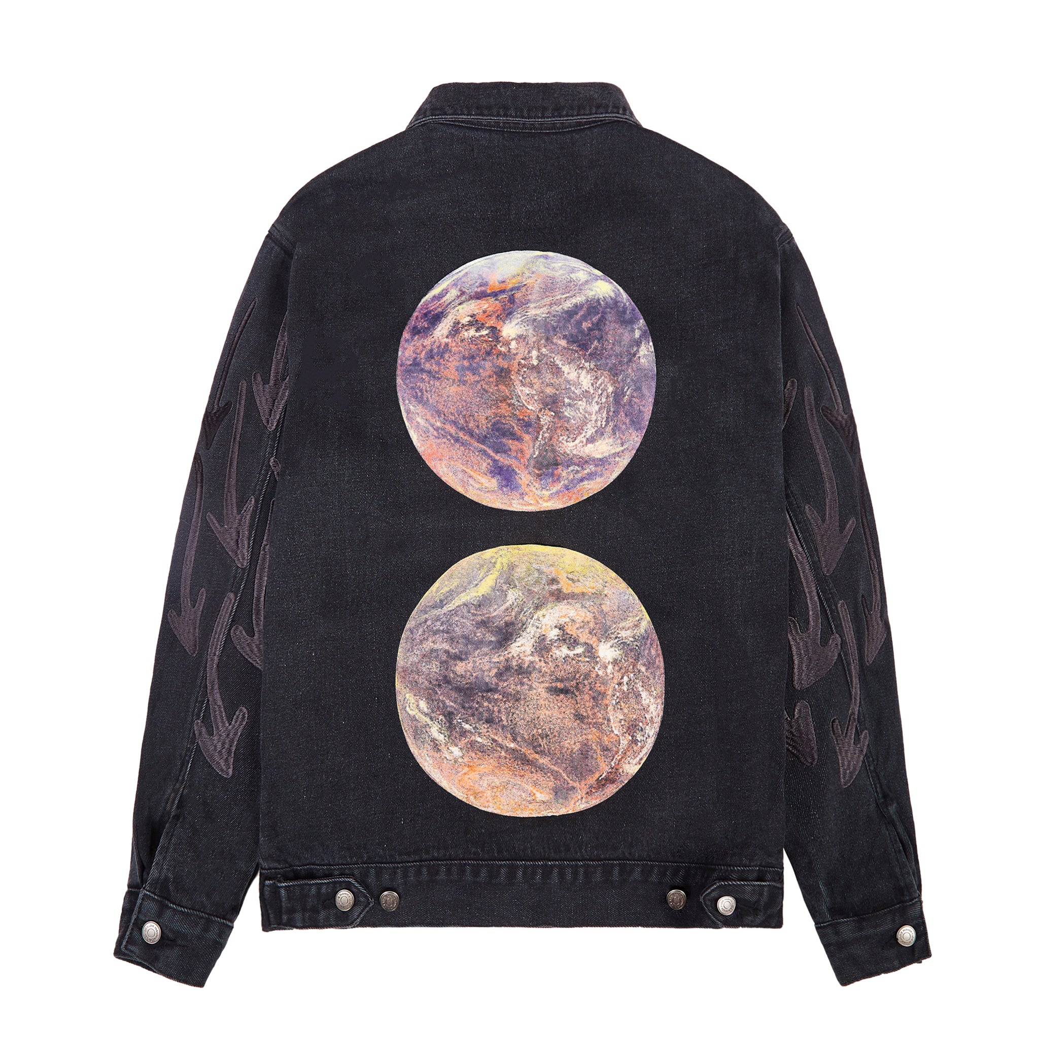 Load image into Gallery viewer, LFD Red Earth Denim Jacket