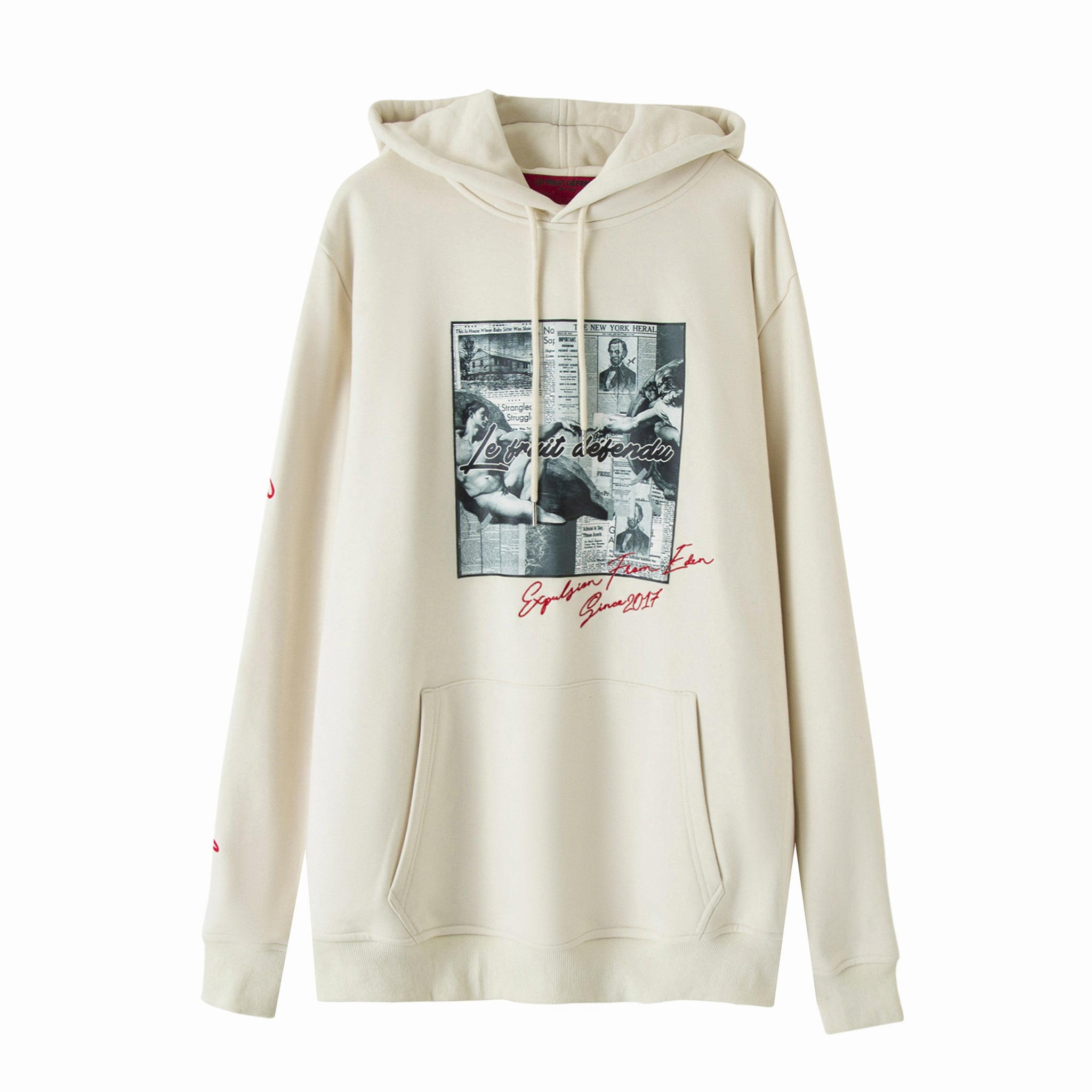 Load image into Gallery viewer, Paradise Hoodie - Off-white