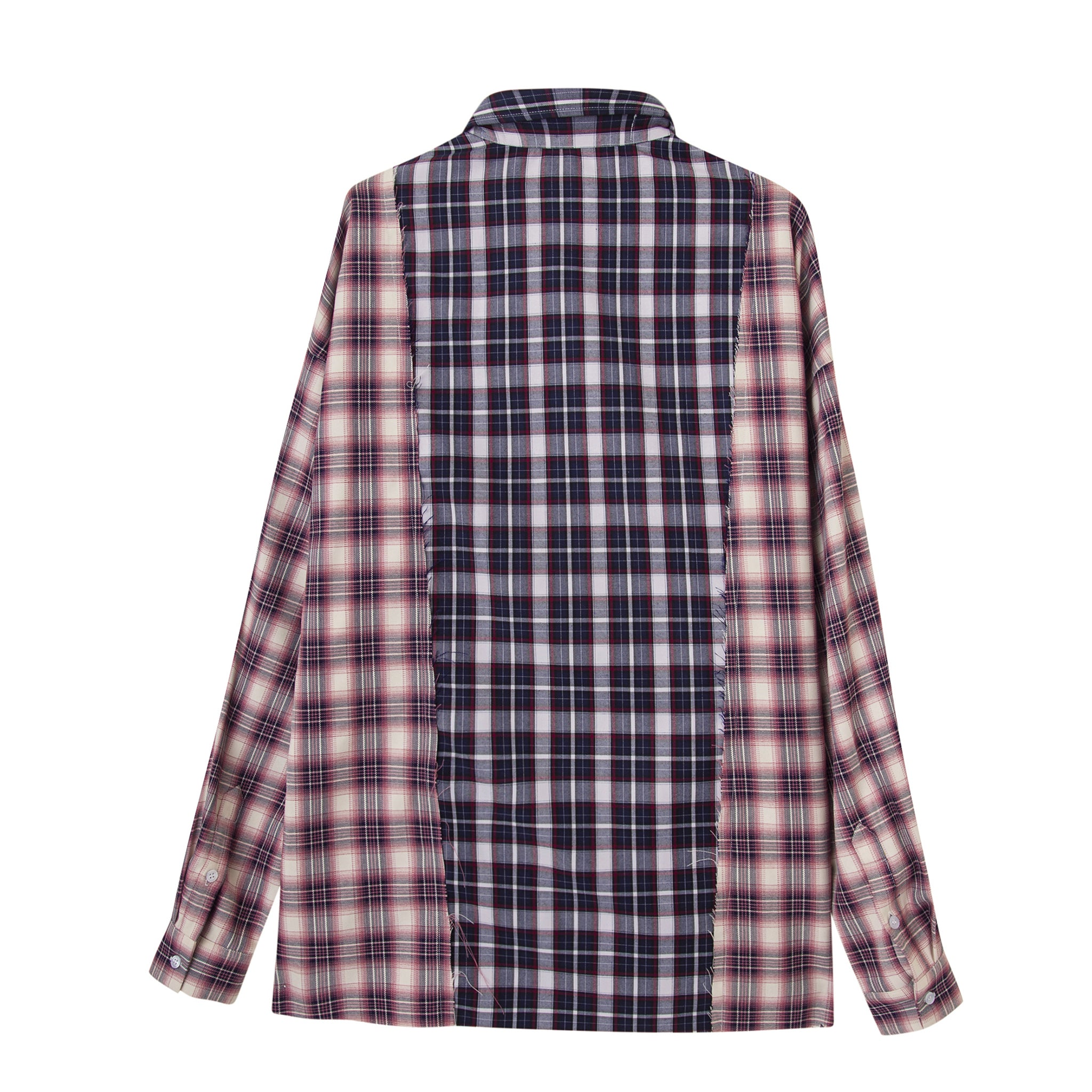 LFD Two-way check shirt