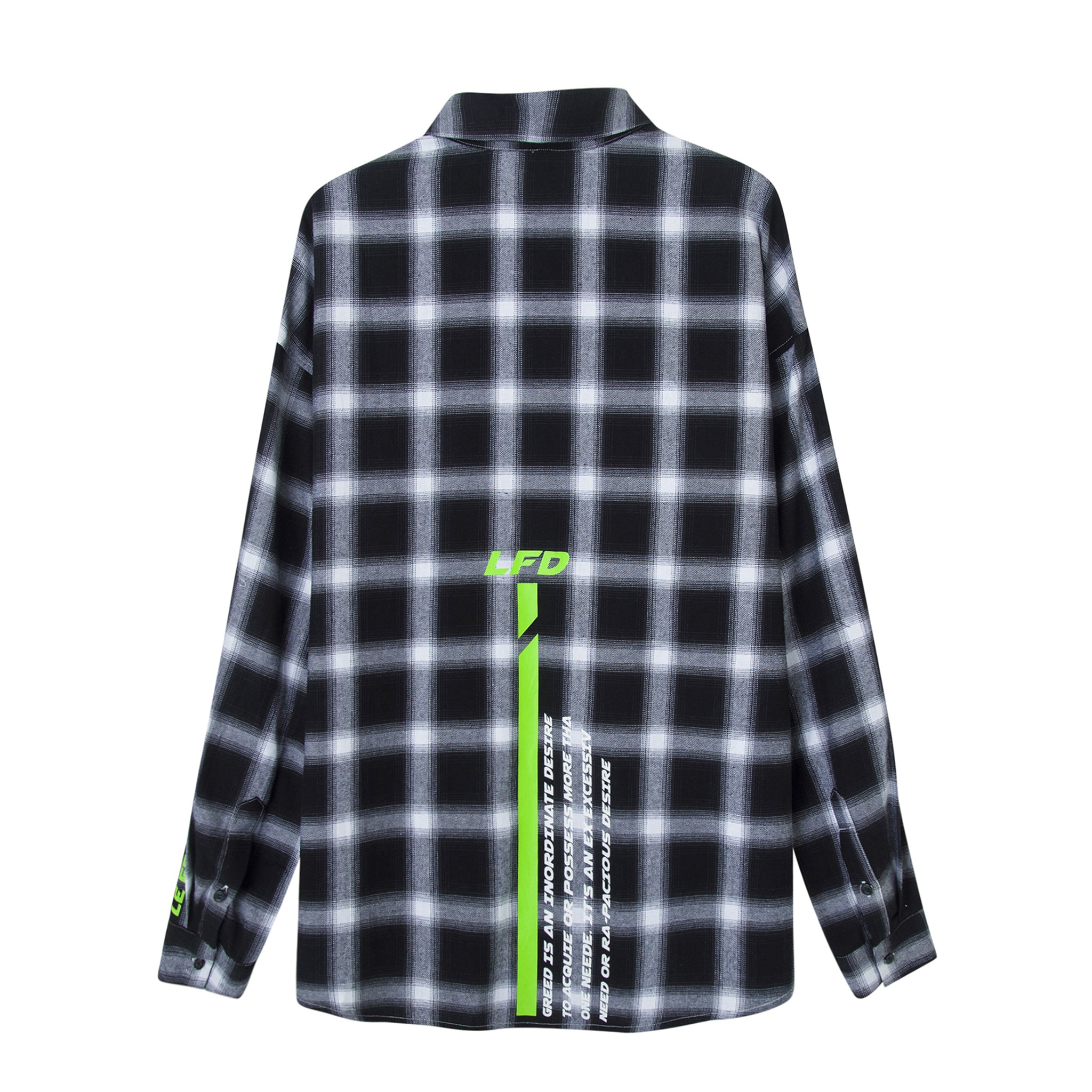 LFD Faze Check Shirt