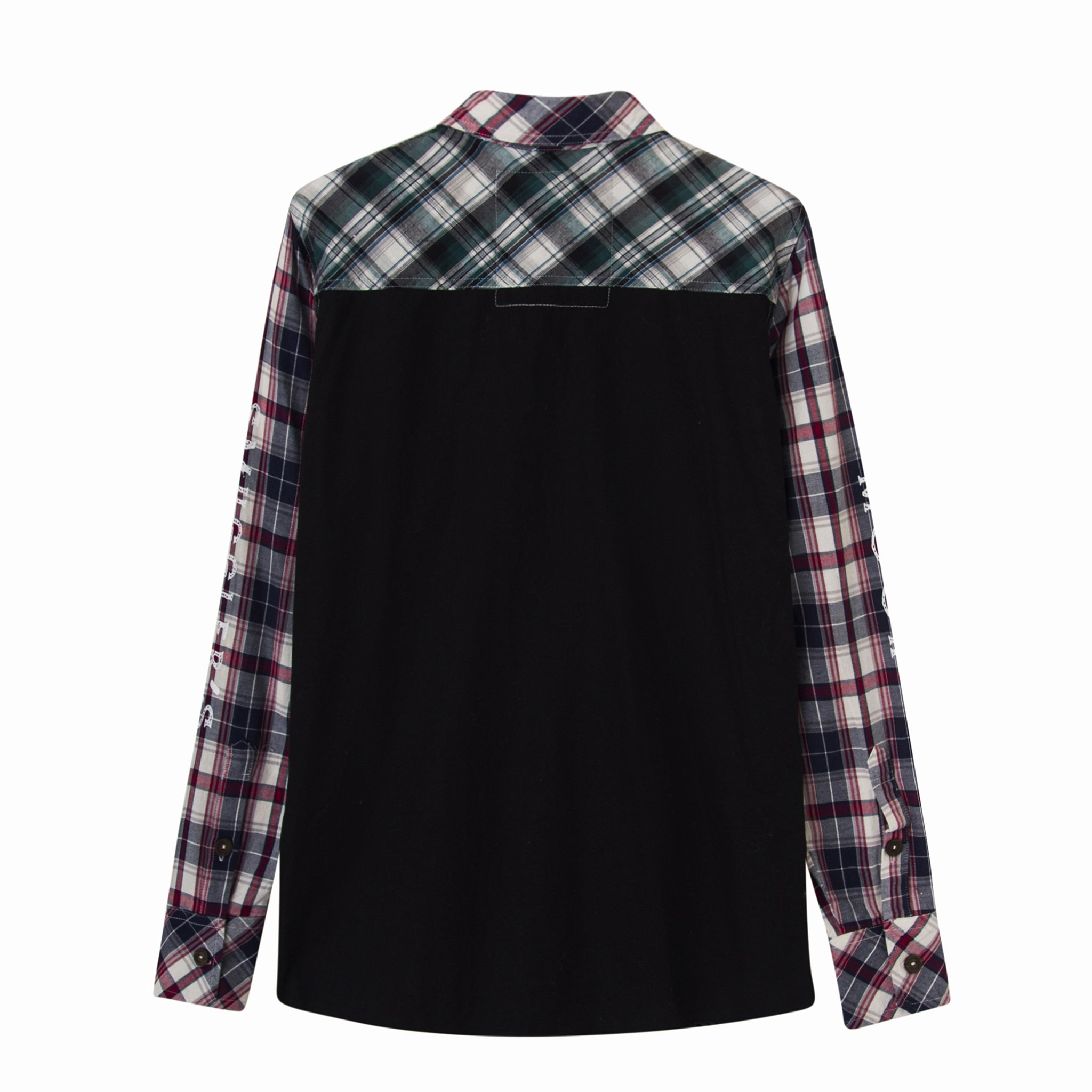 Blackout Skate Check Shirt