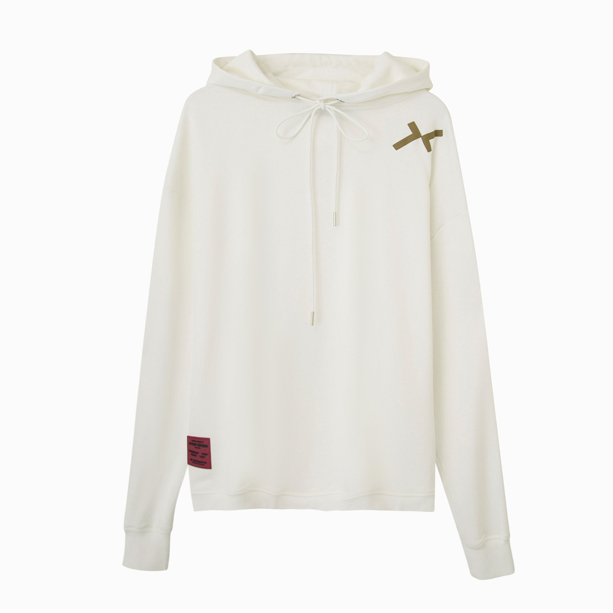 Load image into Gallery viewer, LFD X Cross Hoodie - White