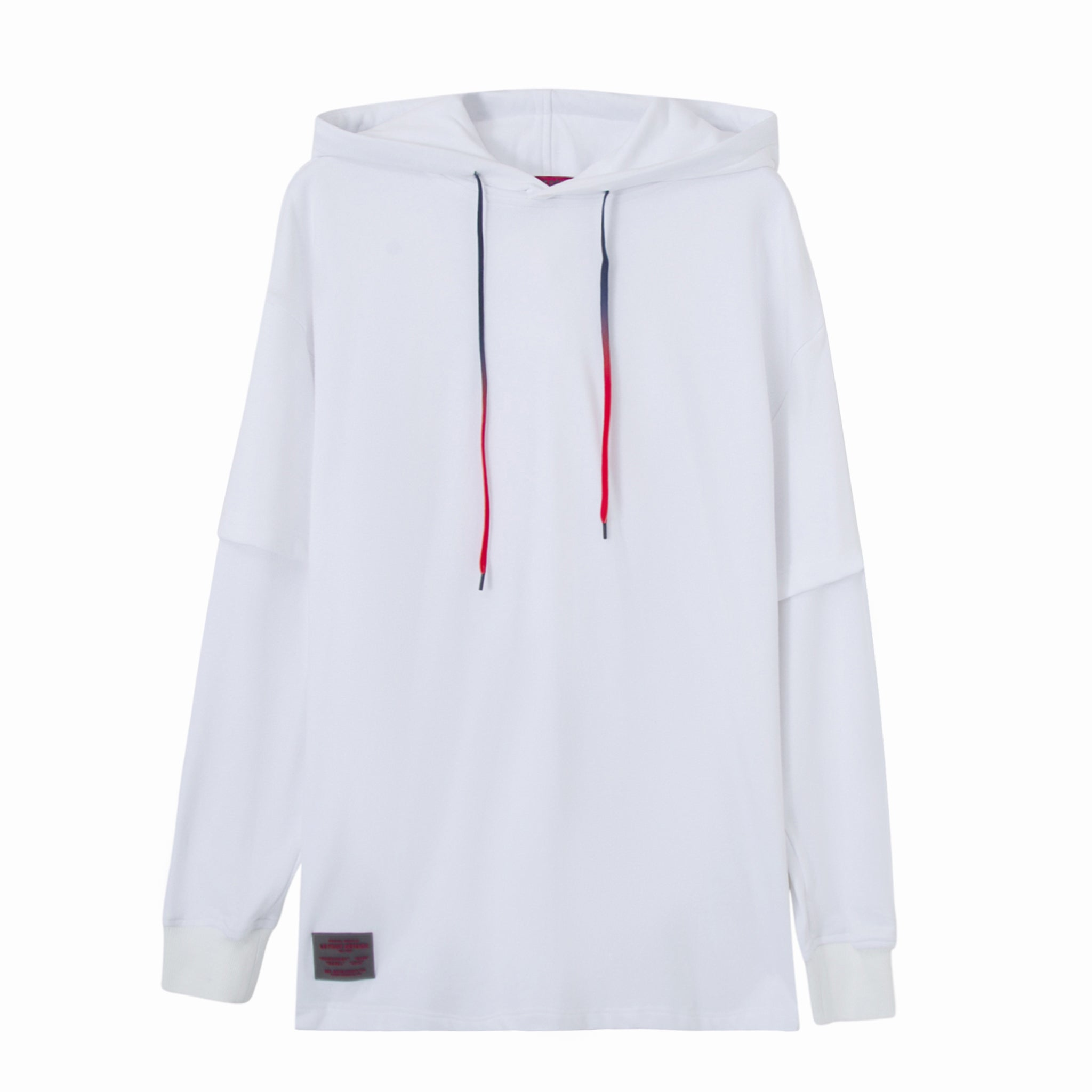 Load image into Gallery viewer, LFD 80's Hoodie - White
