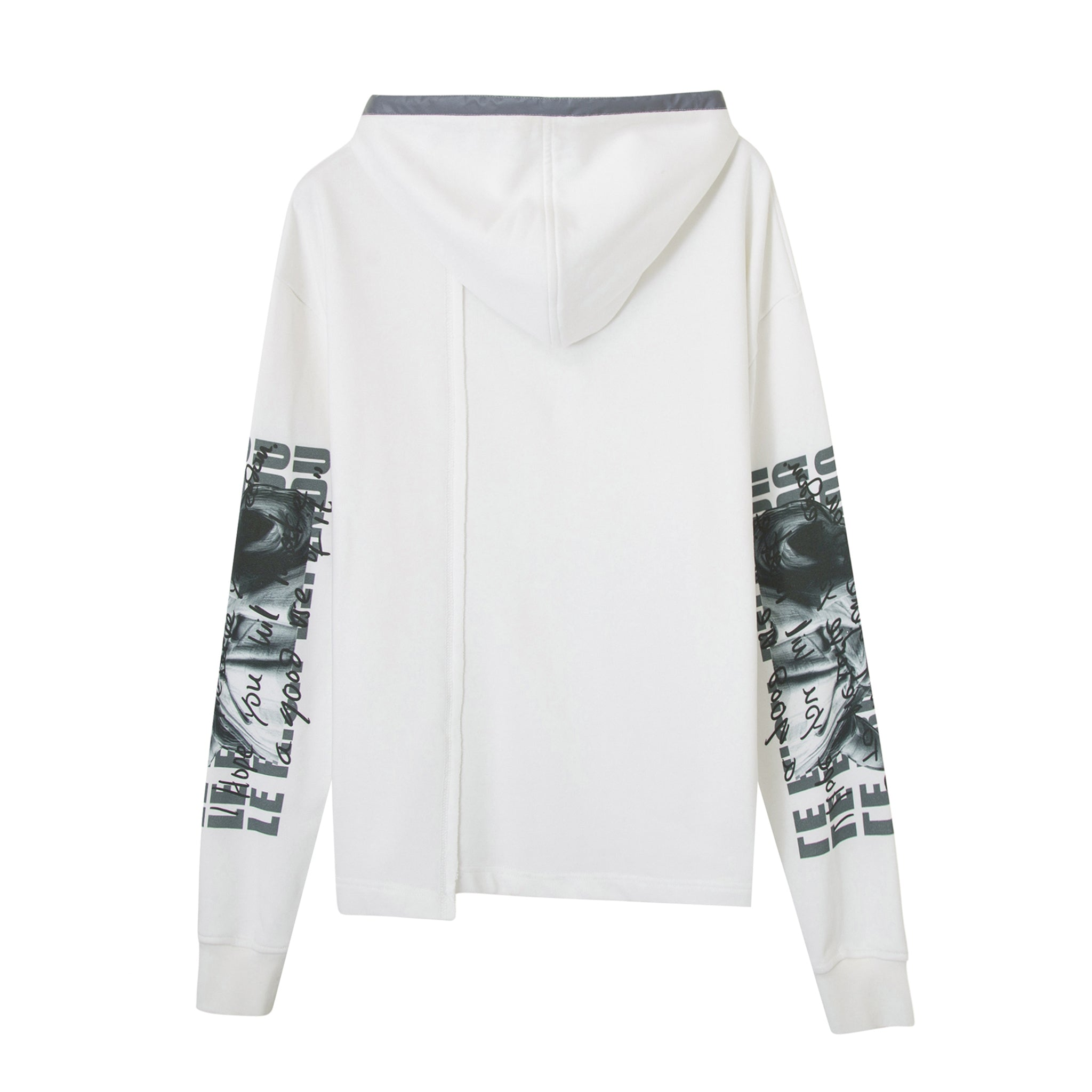 Load image into Gallery viewer, LFD Statue Hoodie - White