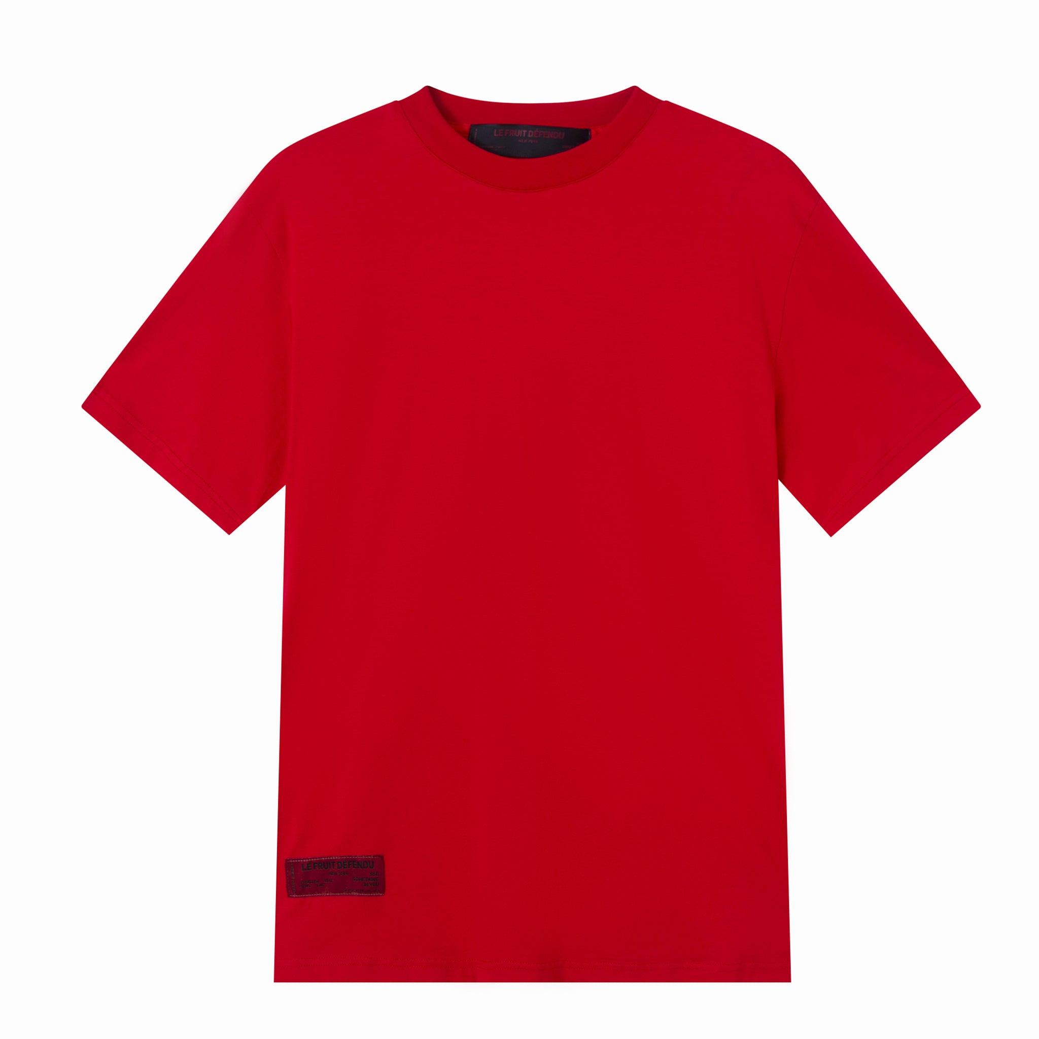 Greedy T-shirt - Red