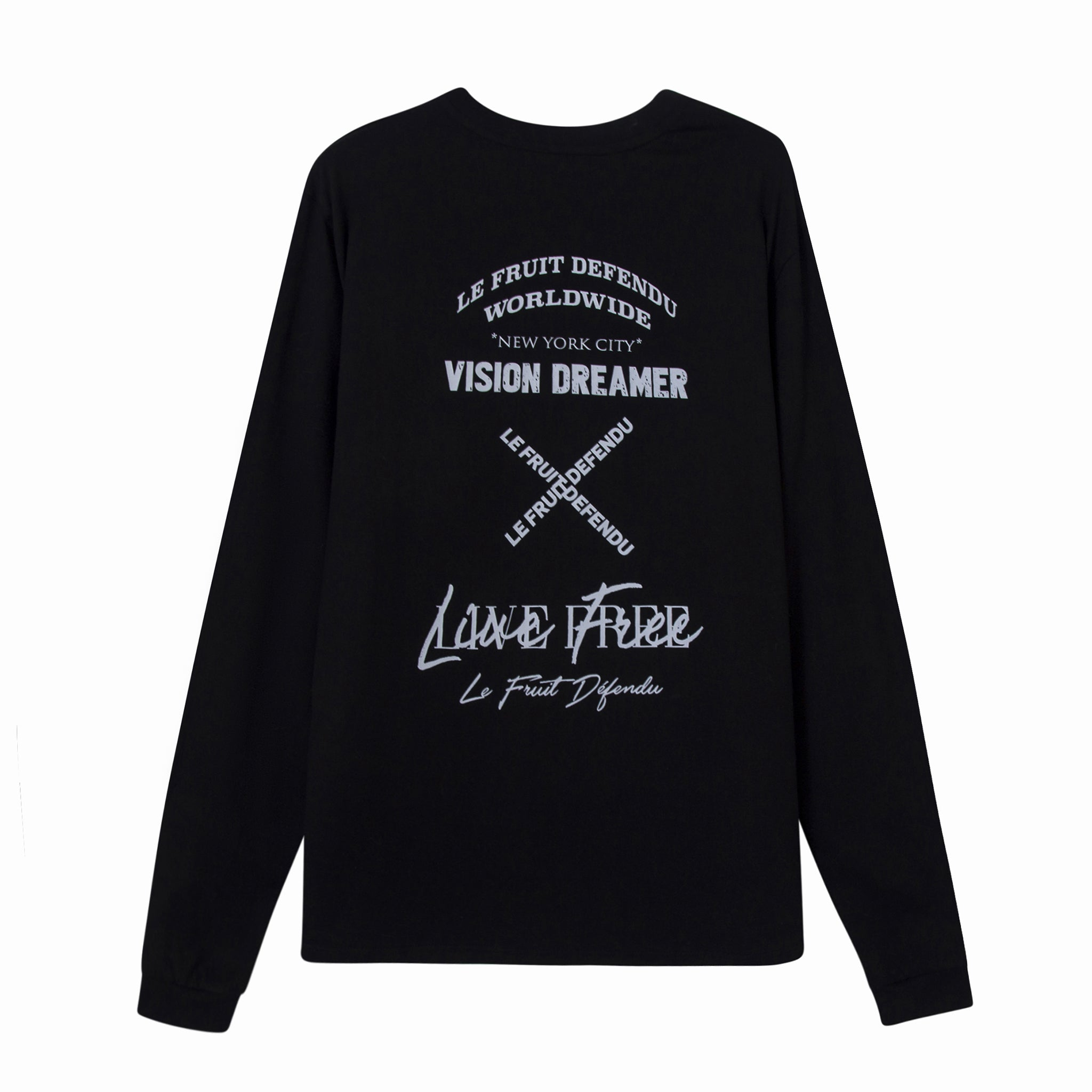 LFD Loose Fit Sweater - Black