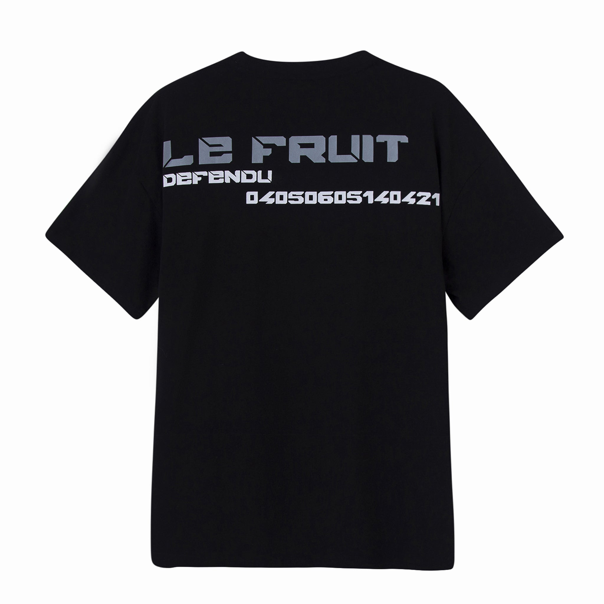 Betrayal – Le Fruit Black Number T-Shirt