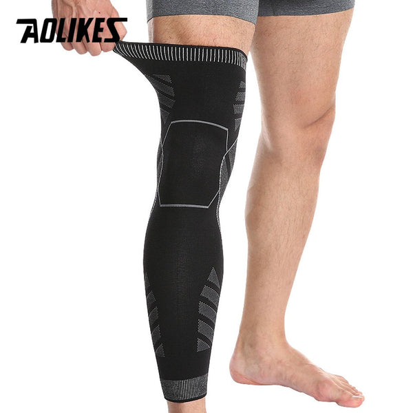 Knee (Shin) Protector Elastic Knee Support Brace