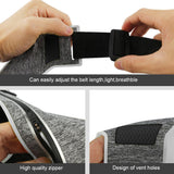 Waterproof Running Waist Pouch Sport Bag Belt