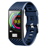 Smart Bracelet With Heart rate Monitor ECG Blood Pressure IP68 Fitness Tracker Wrisatband Smart Watch