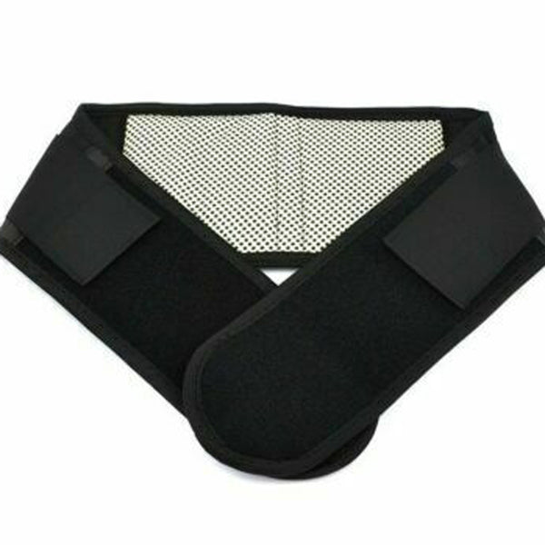Adjustable Waist Tourmaline Self heating Magnetic Therapy Back Waist Support Belt