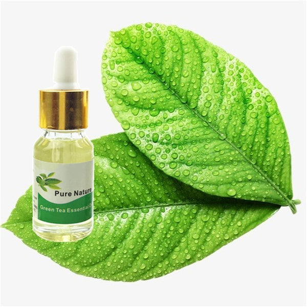 Pure Green Tea Essential Oil Belly Natural Slimming