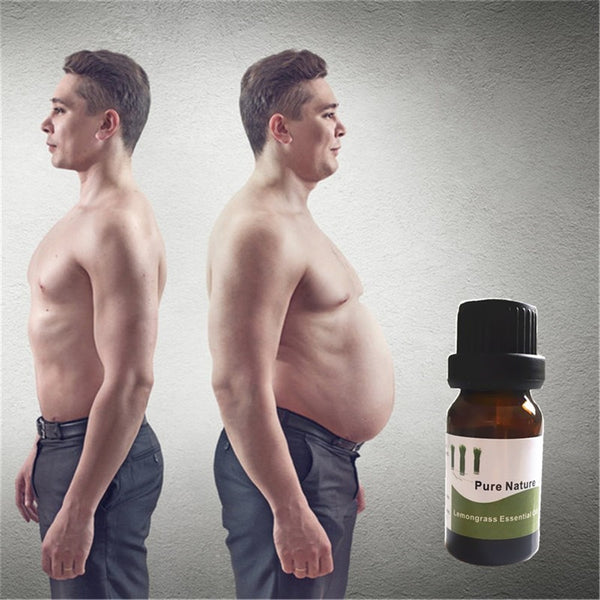 10ml Fat Burning Slimming Body Cream Essential oil