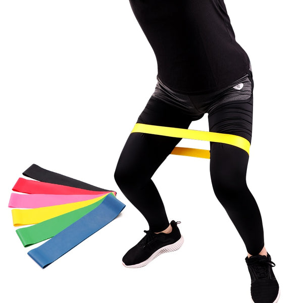 Resistance Band Rubber Band Exercise Fitness Equipment