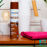 Furniture Spray abrillantador y protector de madera Satnhome