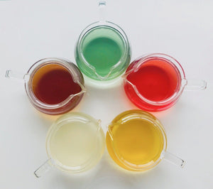 【Premium  tea  - Chasane】5 elements tea (5-color assortment tea)