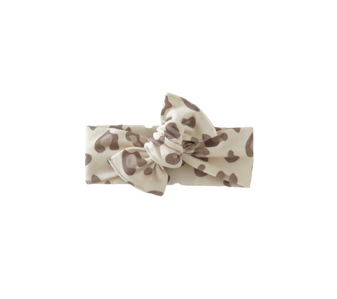 Muted Leopard | Bow
