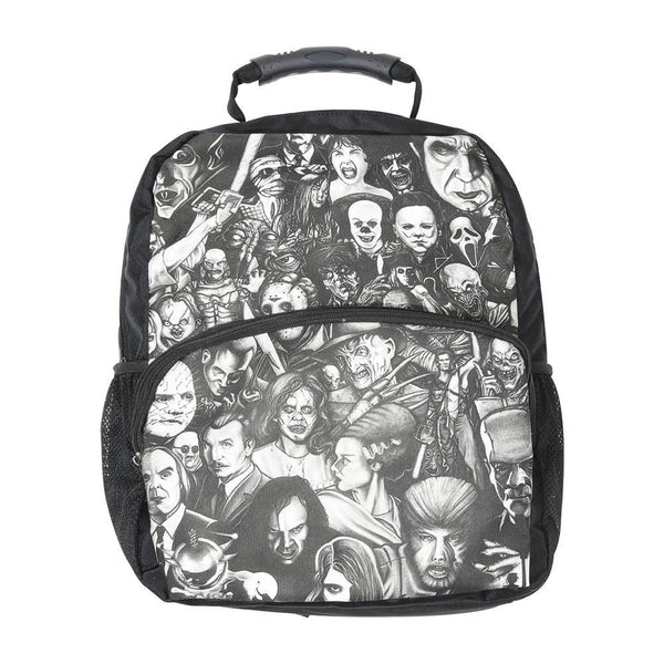 Laptop Backpack - All Horror Movie Backpack