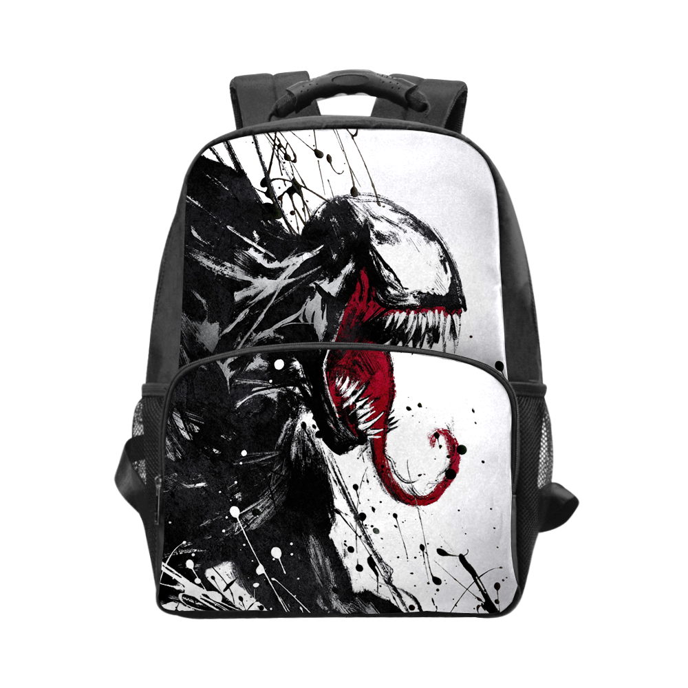 Venom 3D Laptop Backpack