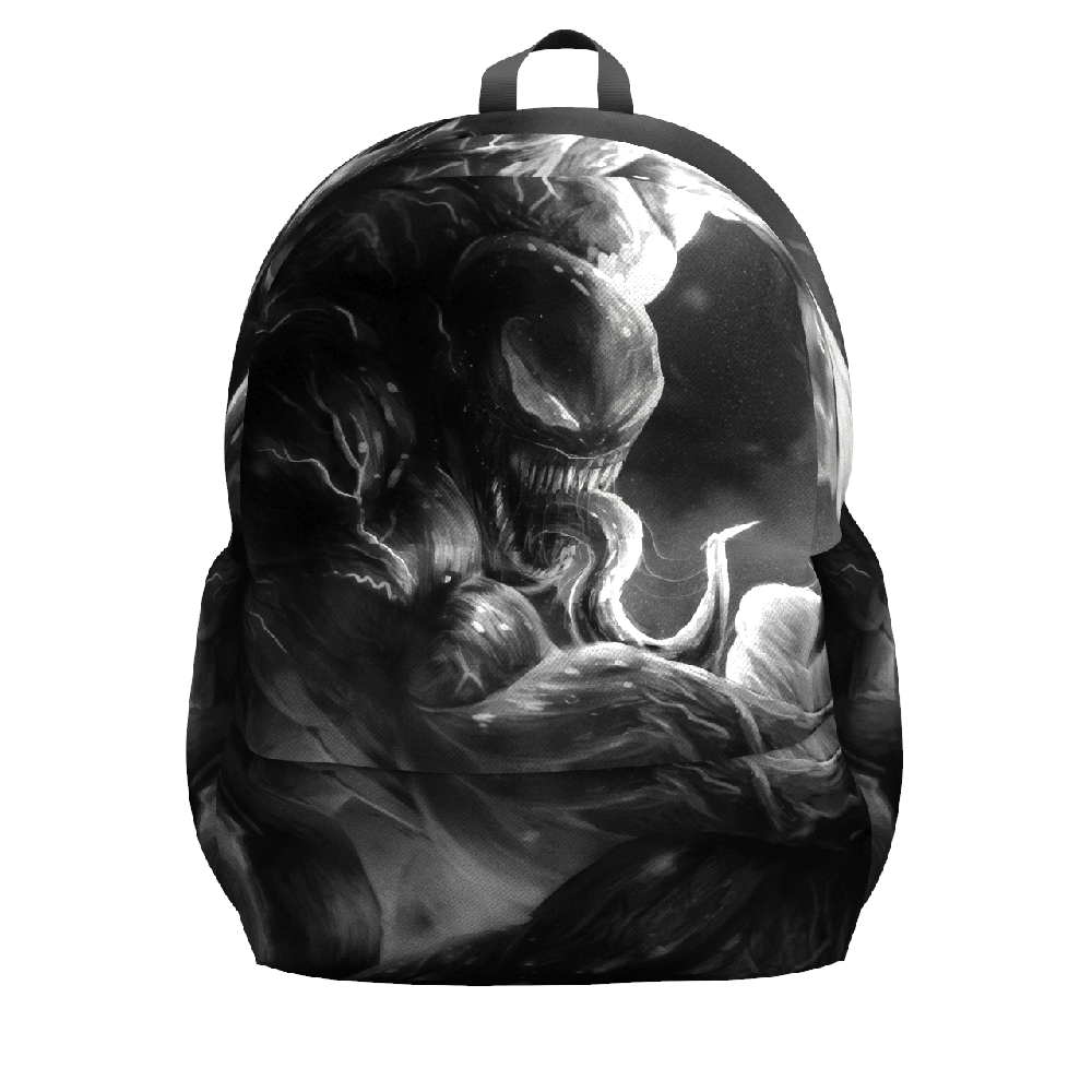 Venom Black Backpack