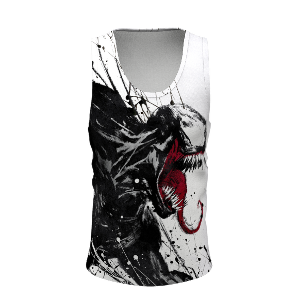 Venom 3D Men's Tank Tops